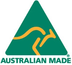 Australian Made - The product has undergone its last substantial transformation in Australia.